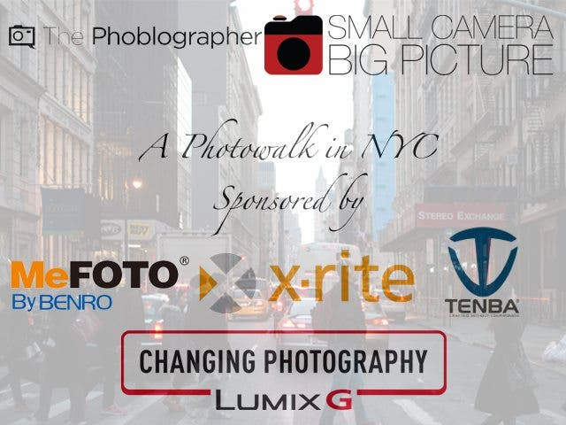 Hey NYC Readers: Want to Go For a Photowalk?