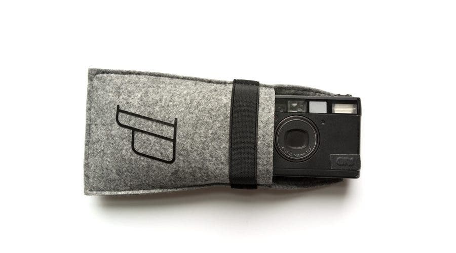 The Photographer's Pouch is Looking to Cozy Up to Your Camera Bag