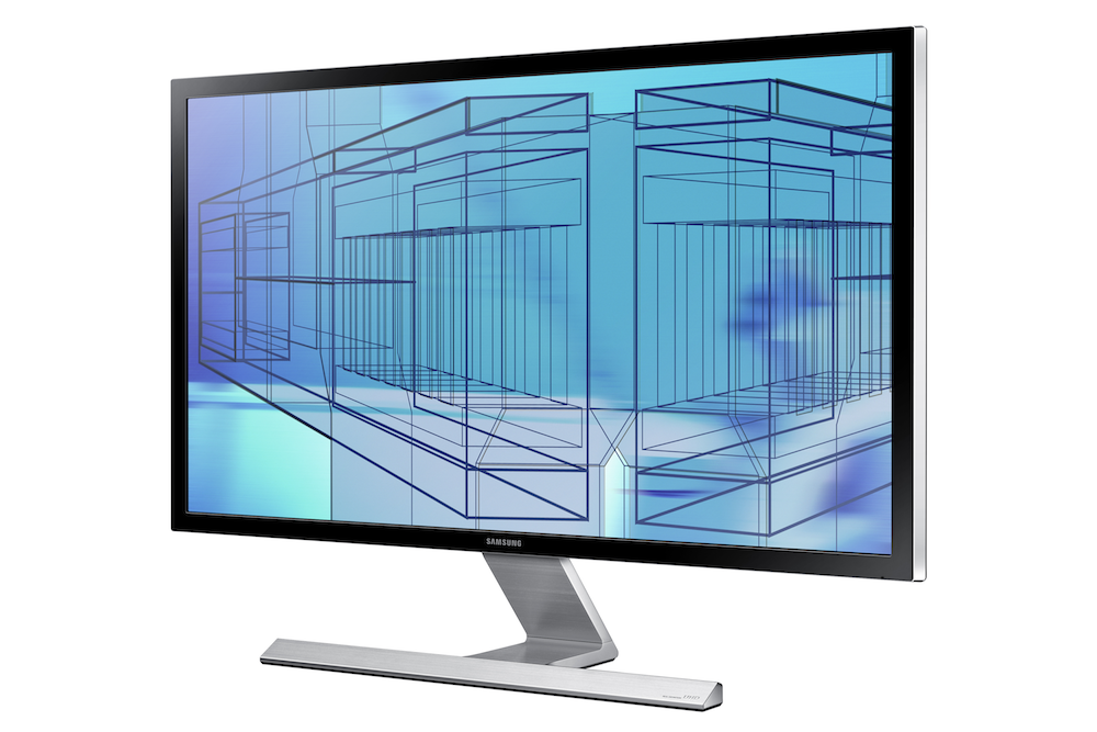 Samsung's New 4K Desktop Monitor is Easy on Your Wallet