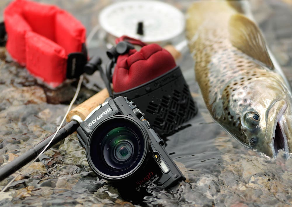 Olympus Announces Two New Compacts: the Rugged TG-3 and the SH-1 Superzoom