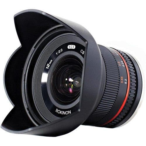 Samyang/Rokinon Has a New 12mm f2 Ultra Wide-Angle for Mirrorless, Plus Updates on Its Older Lenses