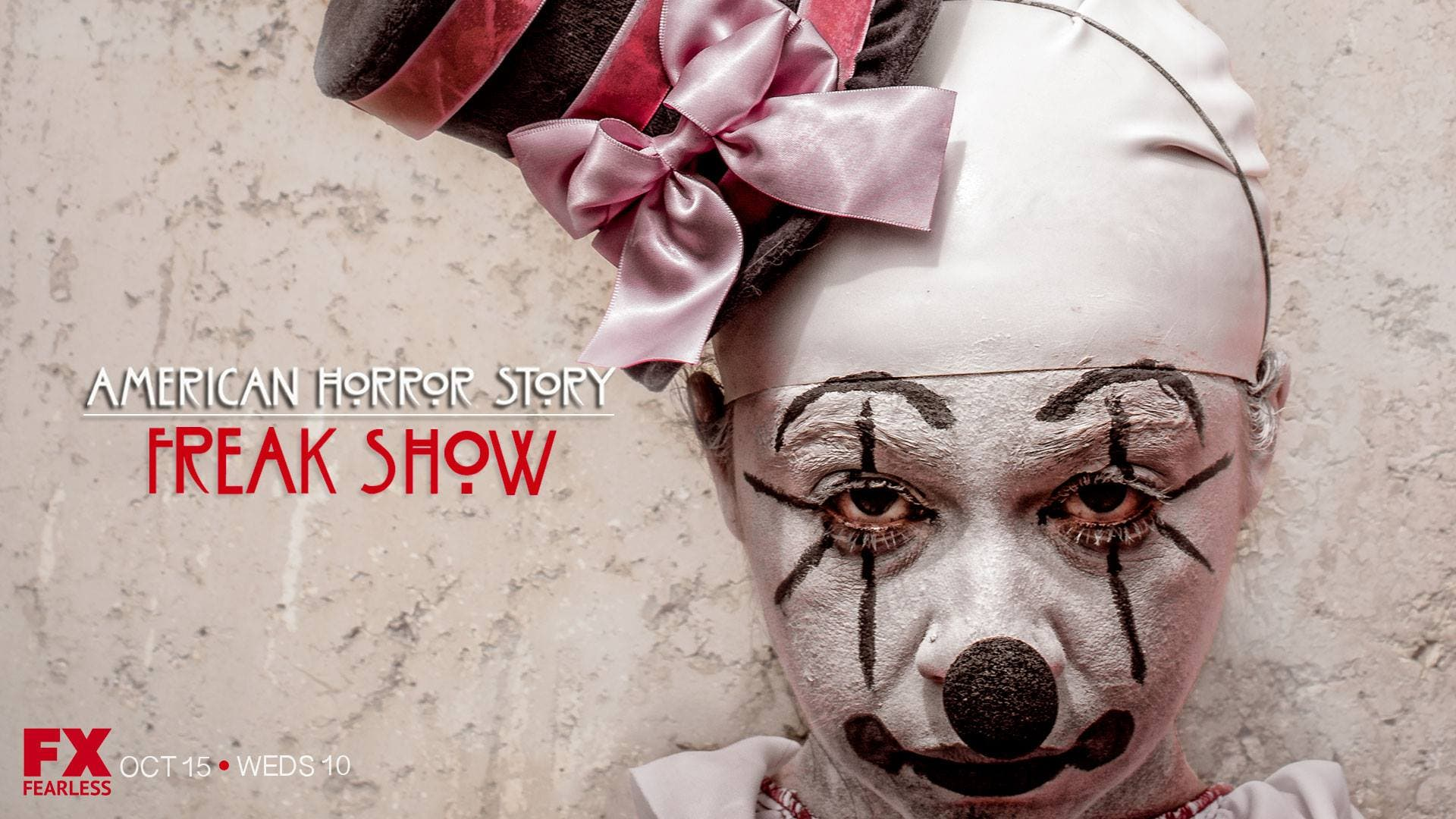 These Creepy Fan-Made Teasers for American Horror Story: Freakshow are Giving FX a Run for its Money