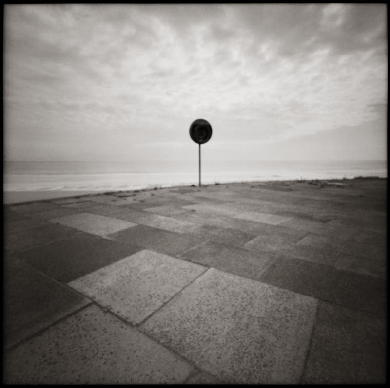 Alan Thoburn's Haunting Pinhole Photos Will Leave You in Awe