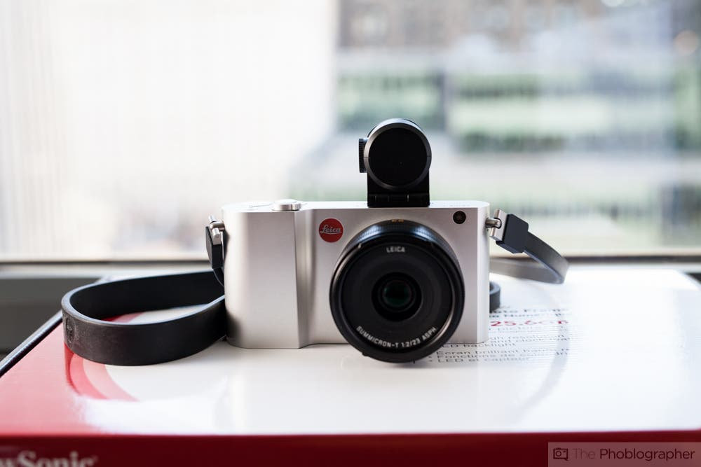 First Impressions: Leica T