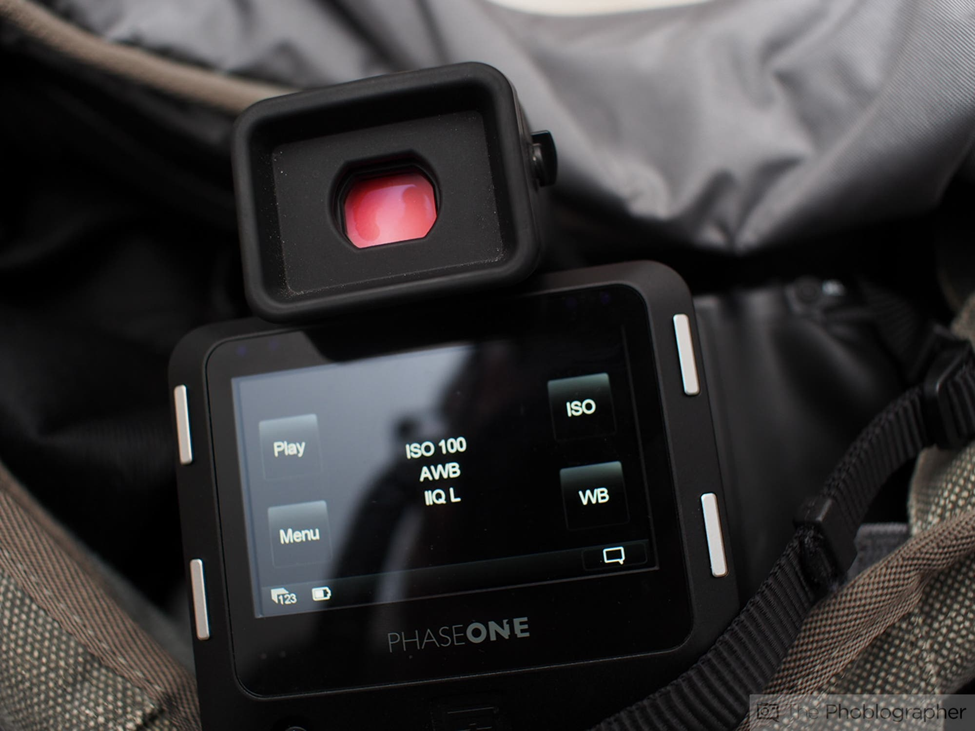 Could Phase One Be Coming Out with a 100MP Medium Format Black and White Digital Back?
