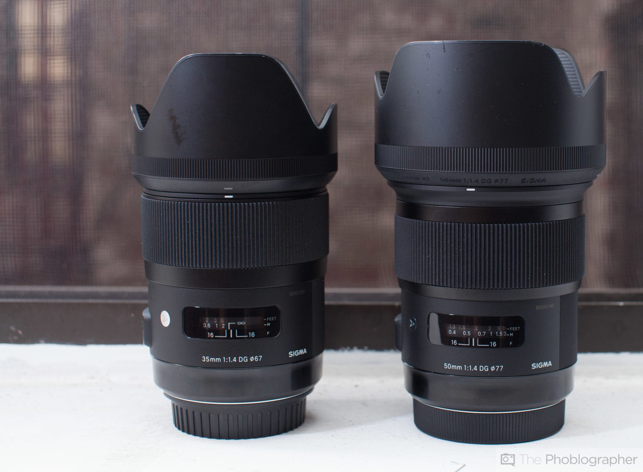 Which One Sigma 50mm F14 Dg Hsm Art Or 35mm The I Chris Gampat Phoblographer Lens Review For Comparison 1