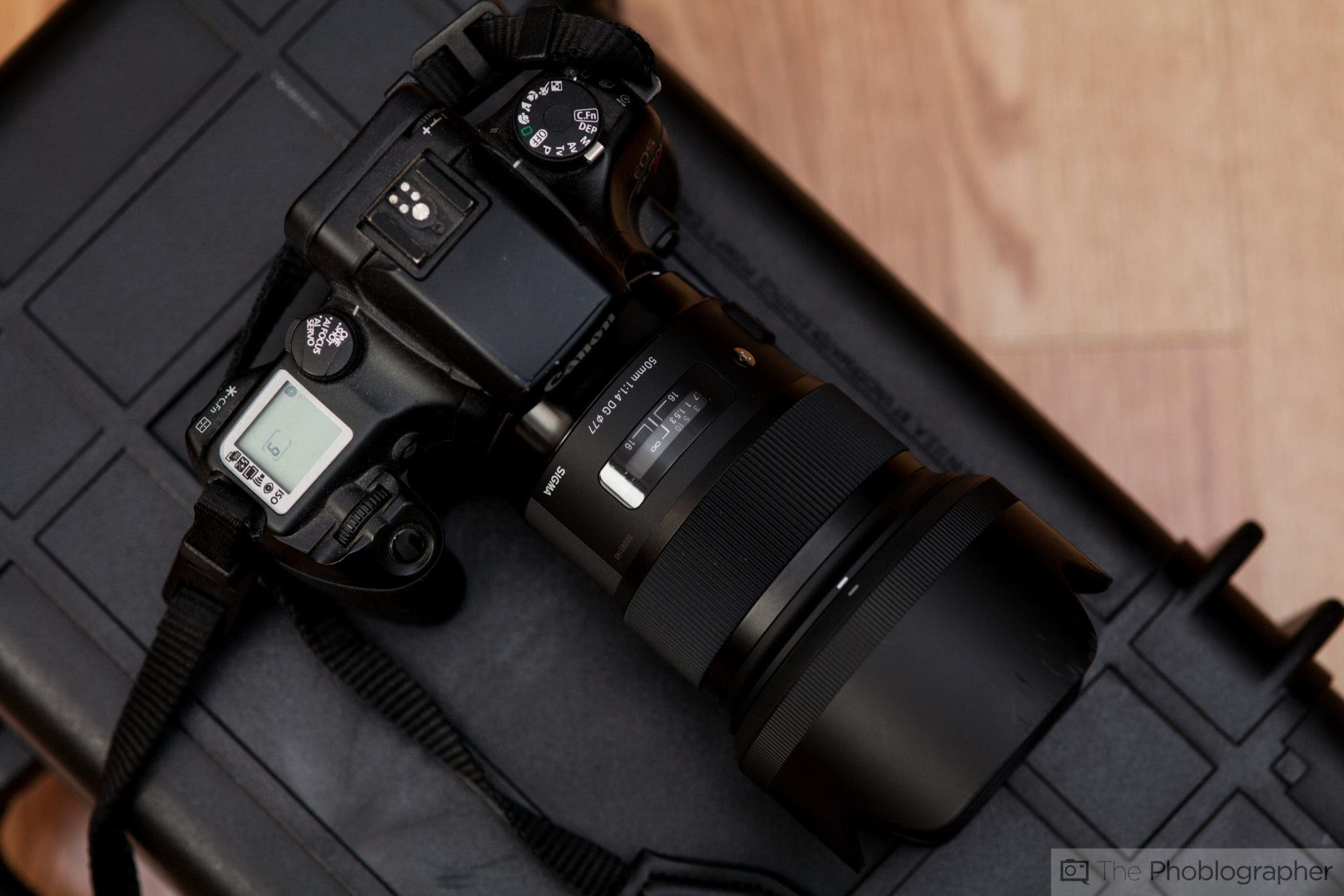 Review: Sigma 50mm f1.4 DG HSM Art (Canon EF)