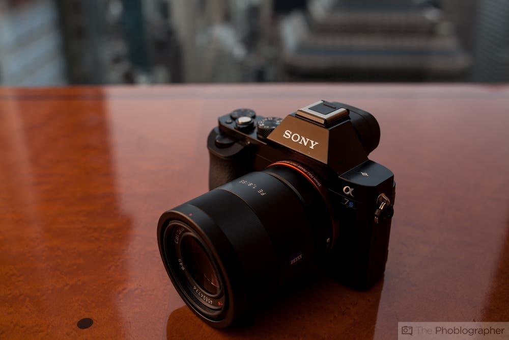 The Sony A7s Can Probably See Better in the Dark Than You Can