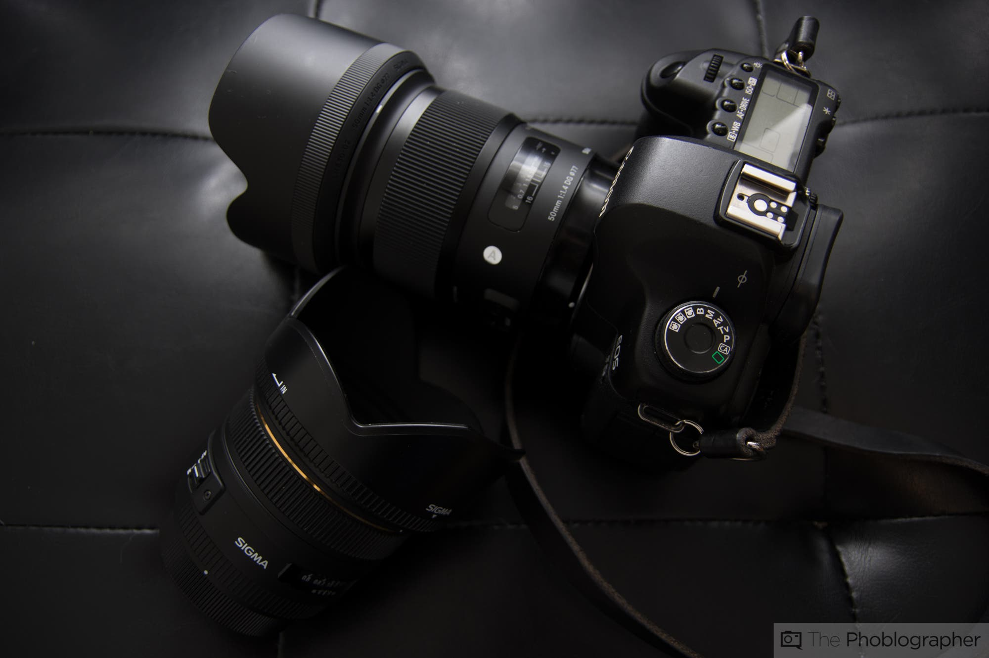 Which One? Sigma 50mm f1.4 I vs Sigma 50mm f1.4 II Art