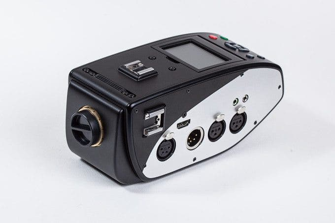 Digital Bolex D16M inputs
