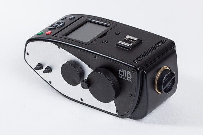 Digital Bolex D16M side