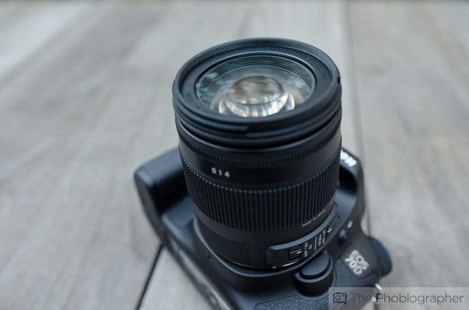 Kevin-Lee The Phoblographer Simga 18-200mm f3.5-6.3 Product Images (1 of 9)