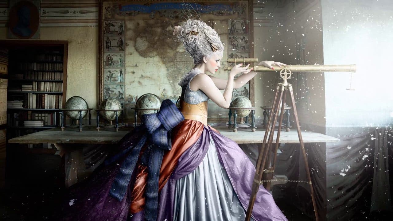 "Creating the Photograph: Alexia Sinclair's ""A Frozen Tale"" Series"