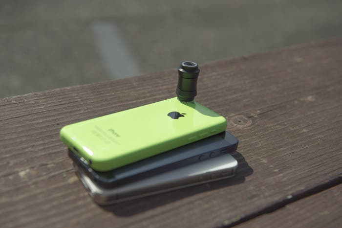 Lensbaby Turns to Kickstarter for a New Selective Focus iPhone Lens