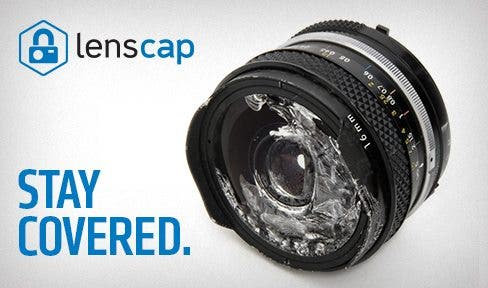 LensRentals Adds More Protection, From Bears to Tornados with its New Lenscap and Lenscap+ Plans