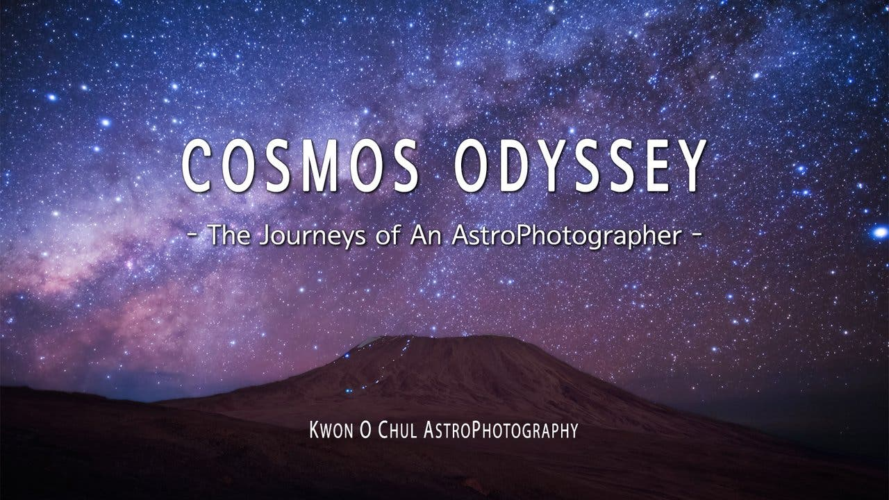 Watch This AstroPhotographer's Cosmic Journey in this Awesome Timelapse