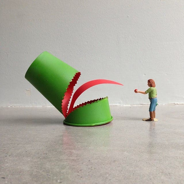 Paul Garbett's Cuppaday Project Shows How Much Creativity You Can Have With One Object