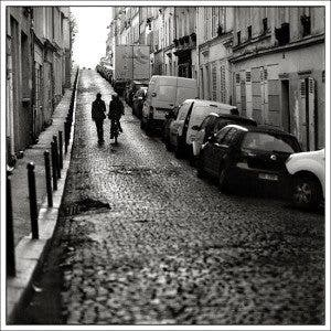 """rue Berthe"" (from the collection ""my little Paris"")"