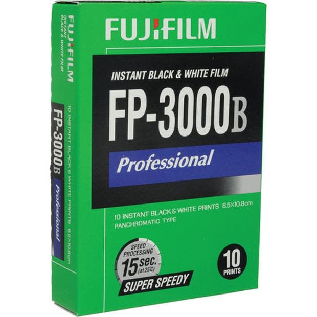Here's Your Last Chance to Stock up on Fujifilm FP-3000B