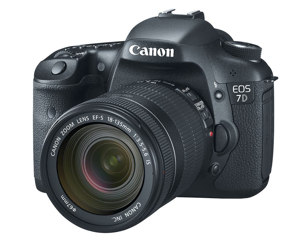 Canon 7D Mark II May Have New EOS 1D Looks