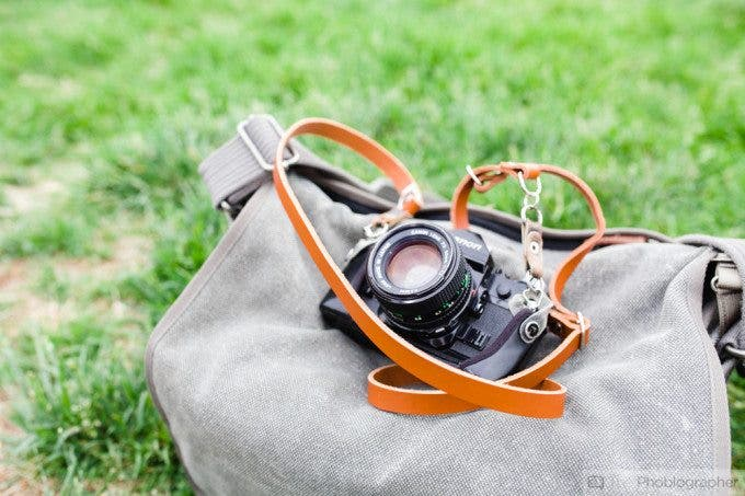 Chris Gampat The Phoblographer Figosa Vintage Leather Adjustable Strap (1 of 10)ISO 1001-50 sec at f - 3.2