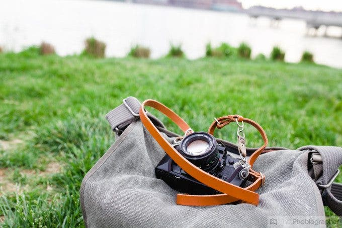 Chris Gampat The Phoblographer Figosa Vintage Leather Adjustable Strap (2 of 10)ISO 1001-125 sec at f - 3.5