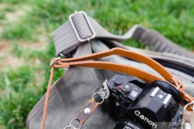 Chris Gampat The Phoblographer Figosa Vintage Leather Adjustable Strap (5 of 10)ISO 1001-125 sec at f - 4.0