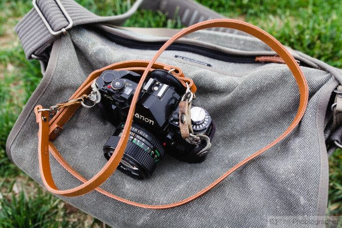 Chris Gampat The Phoblographer Figosa Vintage Leather Adjustable Strap (6 of 10)ISO 1001-125 sec at f - 4.0