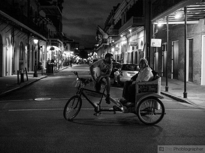 Pro Tip: Always bring your camera with you. This image was shot in New Orleans, LA.
