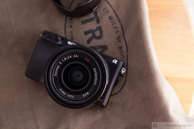 Review: Sony A6000 - The Phoblographer