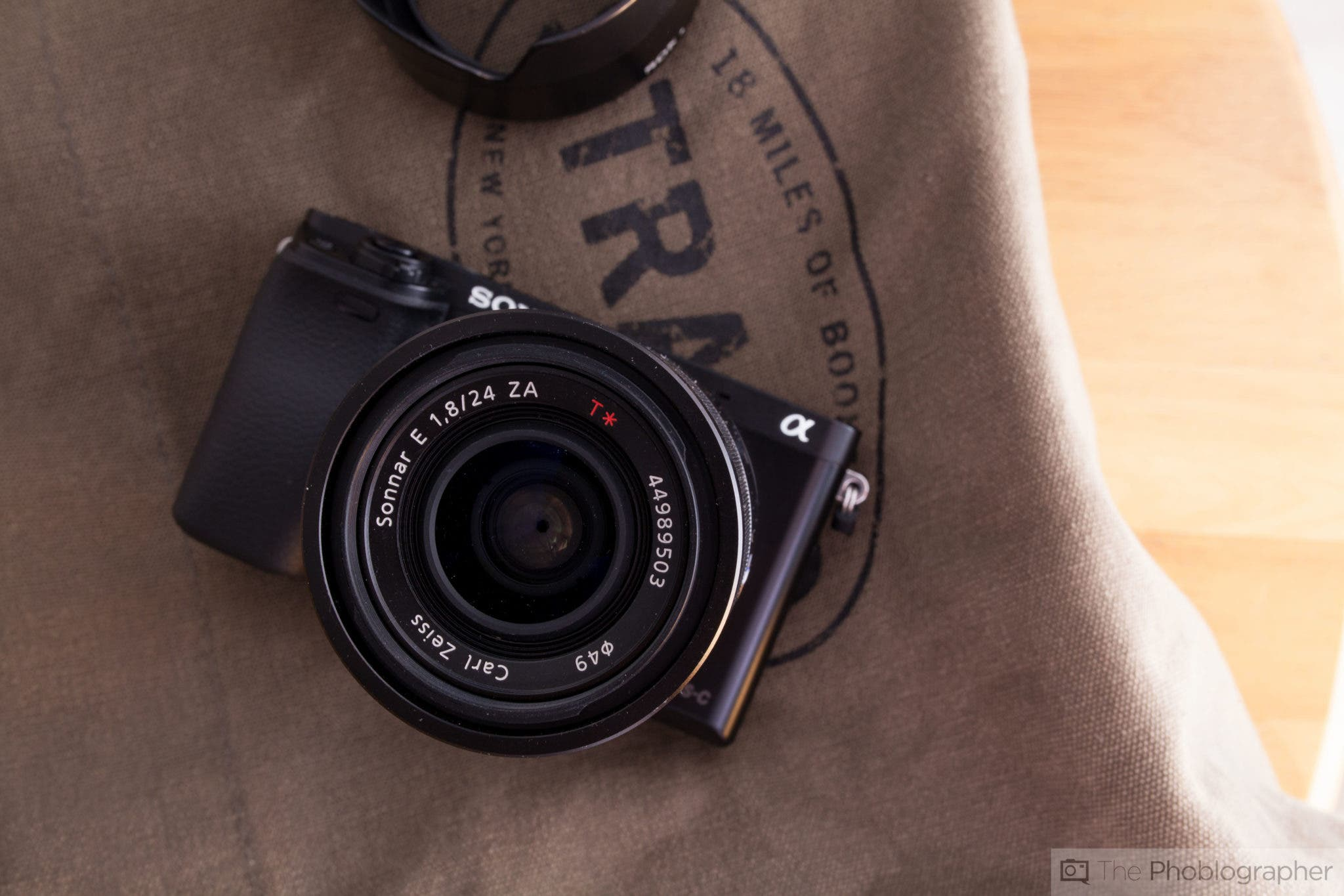 Review: Sony A6000