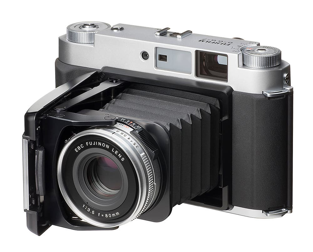 Could One of Fujifilm's Medium Format Film Cameras Be Getting a Digital Update?