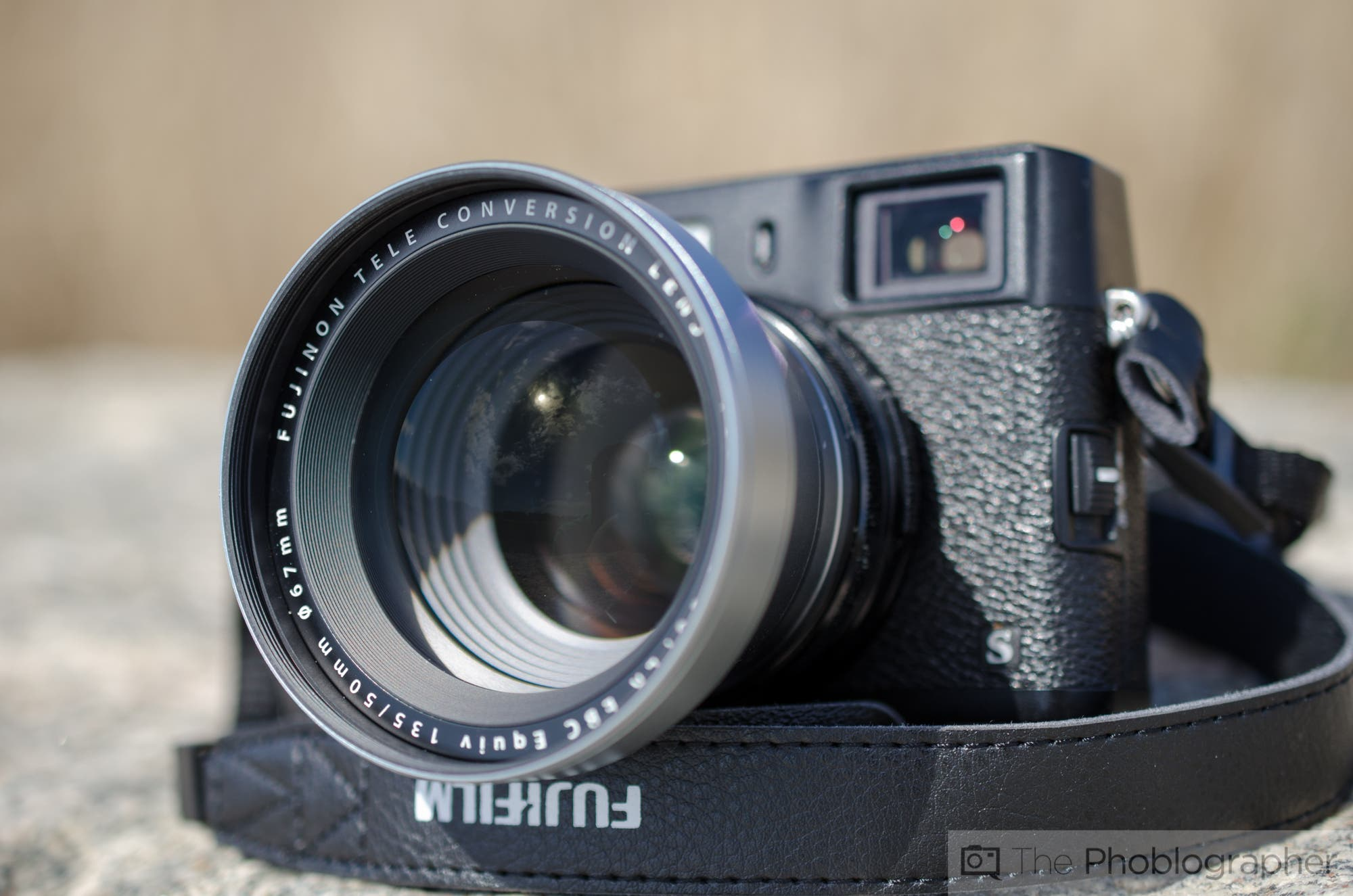 Review: Fujifilm TCL-X100 Teleconvertor For X100s/X100 - The