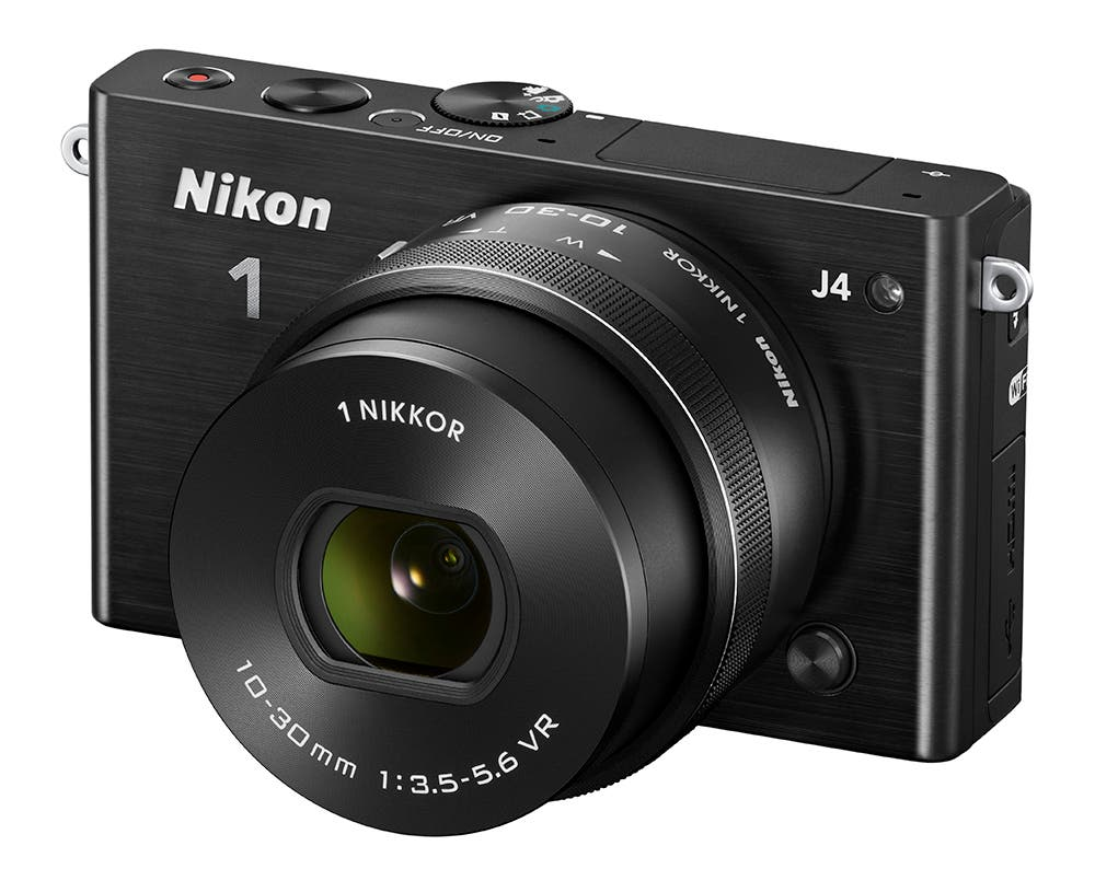 Nikon Announces the Nikon 1 J4, 1 S2 and Two New Lenses