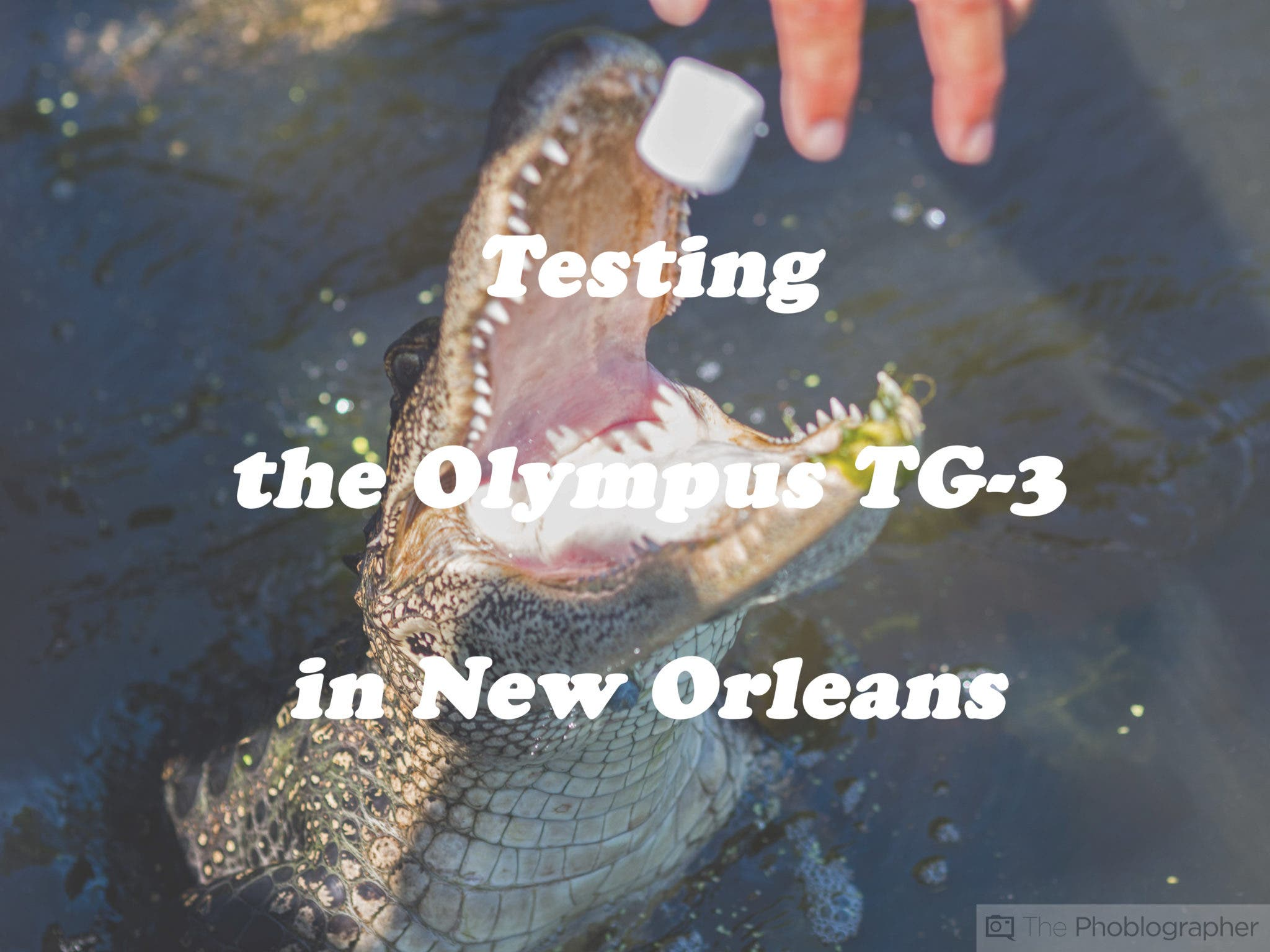 Testing the Olympus TG-3 and EM10 in New Orleans