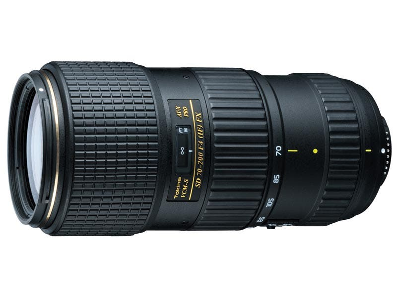 Tokina's First Ever Image Stabilized Lens Is A 70-200mm F4 Telephoto Zoom
