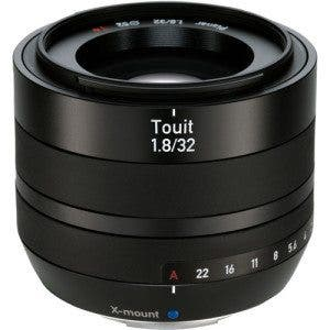 Zeiss Touit 32mm f:1.8 Lens