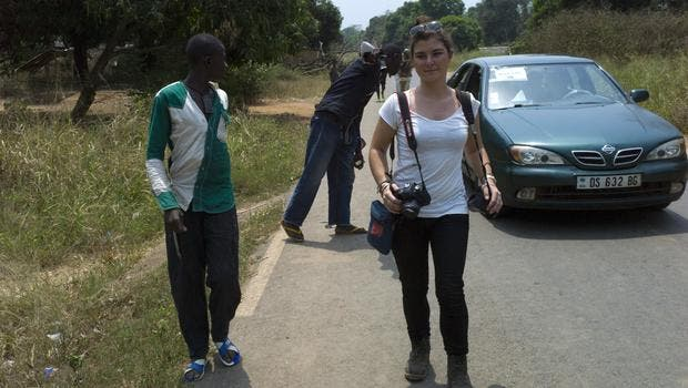 French PhotoJournalist Found Dead in War-Torn Central African Republic