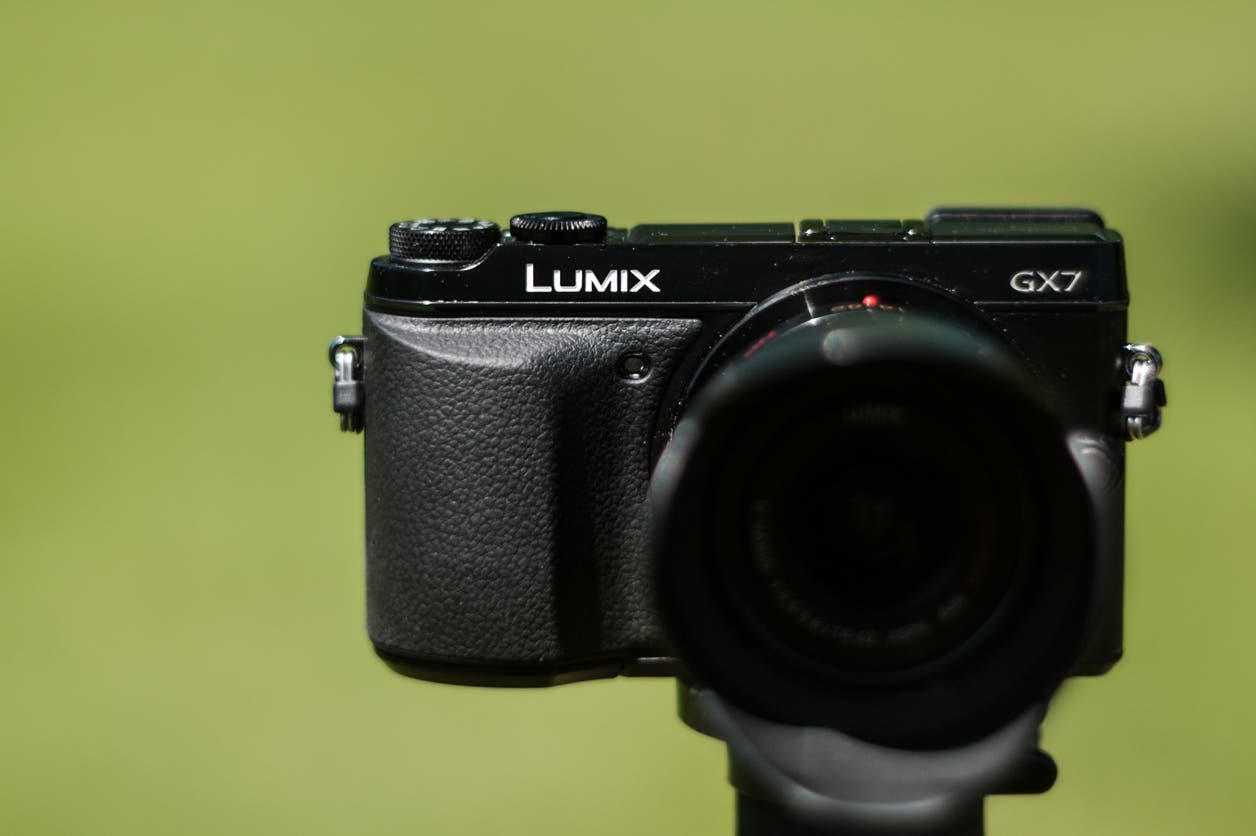 Review: Panasonic Lumix GX7 (Micro Four Thirds)