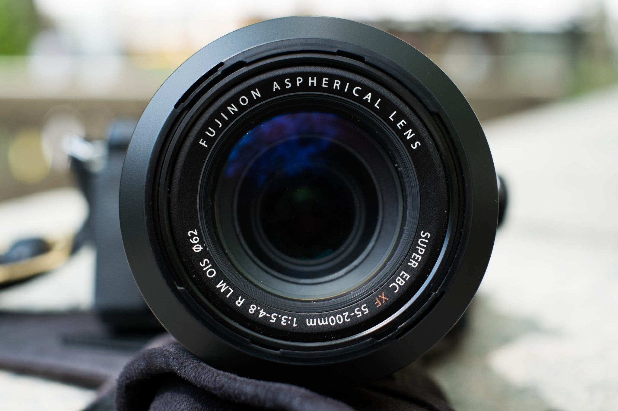 Review: Fujifilm XF 55-200mm f3.5-4.8 R LM OIS (X Mount)