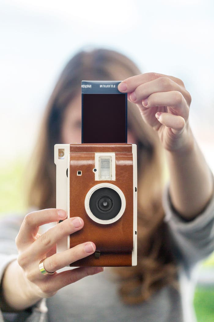 Lomography Announces Their First Instant Film Camera