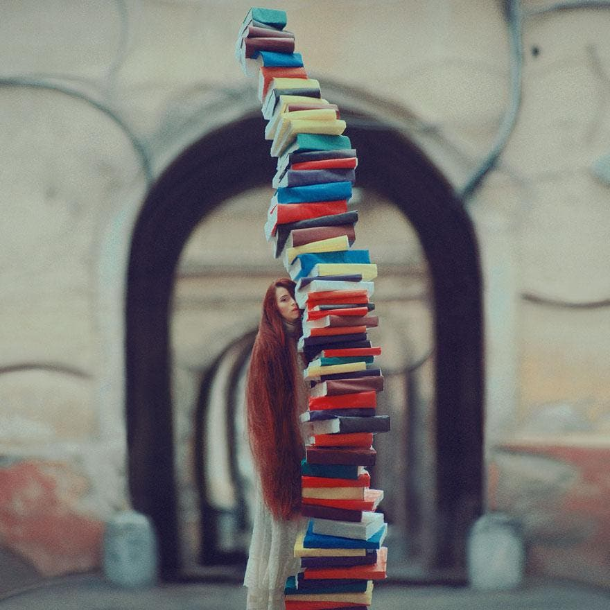 The Man And The Myth Oleg Oprisco And His Ethereal Photographs - Beautiful surreal photography oleg oprisco