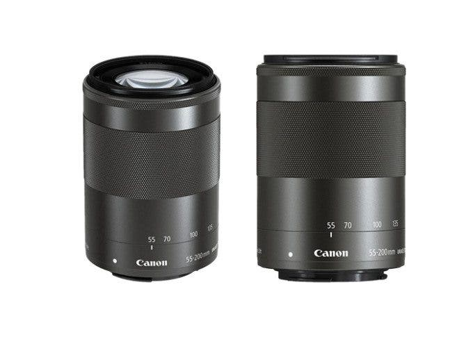 Canon EF-M 55-200mm f4.5-6.3