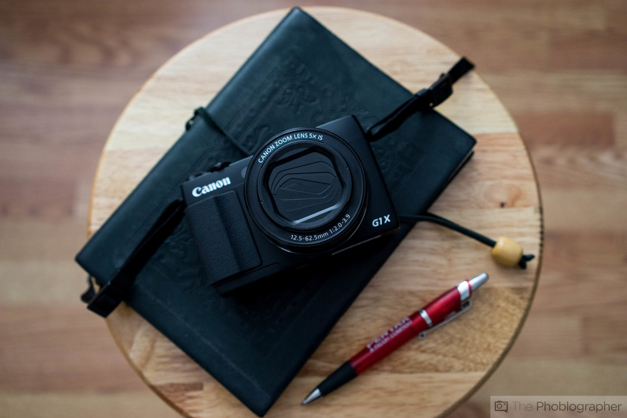 Review: Canon G1X Mk II