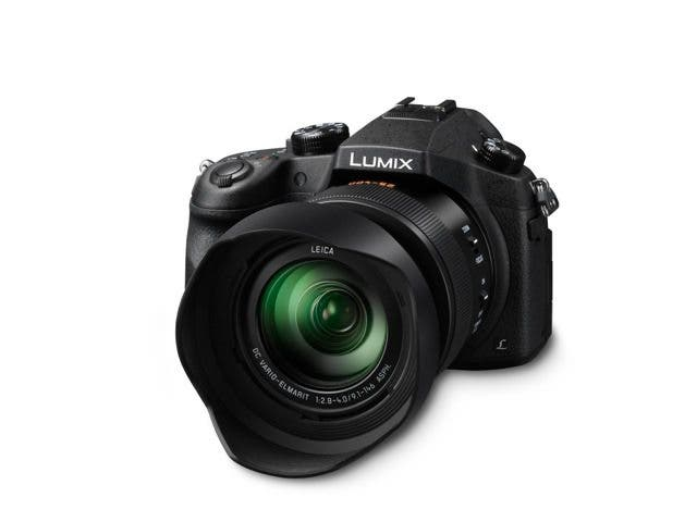 Panasonic's New FZ1000 Sports a 1 Inch Sensor and 4K Video