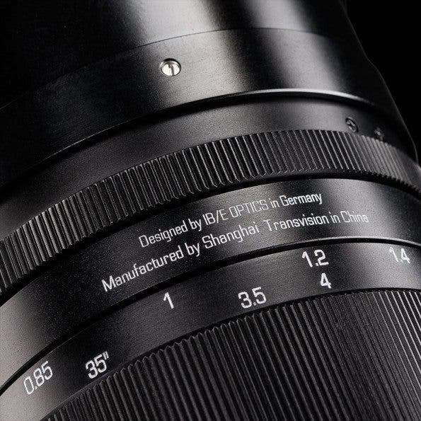 Kevin Lee - The Phoblographer - Handevision 40mm f0.85 -Product Images 2