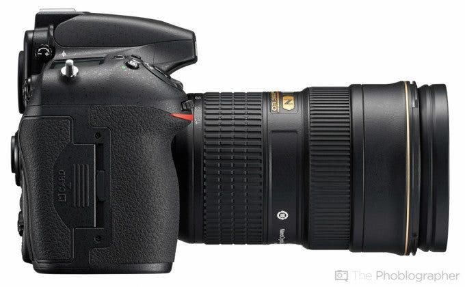 Kevin Lee The Phoblographer Nikon D810 Product Images-7