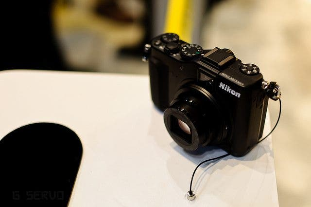 Nikon May Announce a 1-Inch Sensor Coolpix Compact Camera Soon