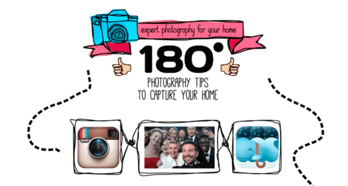 Infographic 180 Photography Tips To Capture Your Home