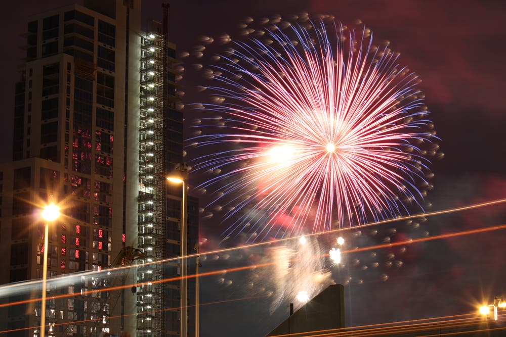 These Useful Tips Will Help You Master Fireworks Photography